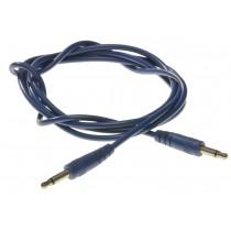 Doepfer patch cable 120cm Blue