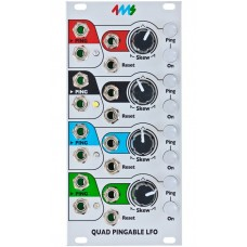 4ms Quad Pingable LFO (QPLFO)