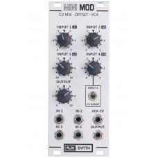 AJH Synths MiniMod CVMix/Offset/VCA Silver