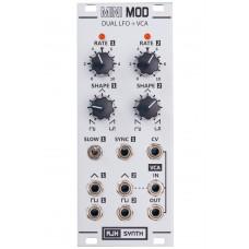 AJH Minimod Dual LFO & VCA Silver