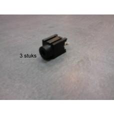 Korg Volca serie sockets set (3 stuks)