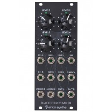 Erica Synths Black Stereo Mixer