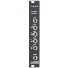 AJH Synths V-Scale Buffer Black