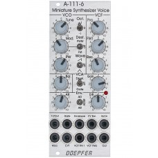 Doepfer A-111-6 Miniature Synth