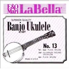 La Bella Banjo ukulele Strings